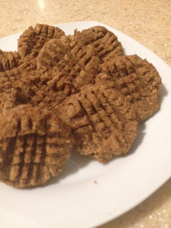Thrive Kitchen, Raw Ginger Snaps, Pic I