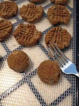Thrive Kitchen, Raw Ginger Snaps, Pic IV
